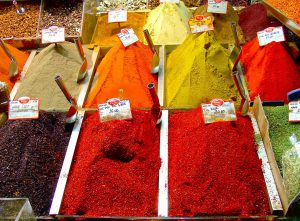 Use spices to give great flavour