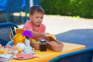 Positive parenting solutions - food.